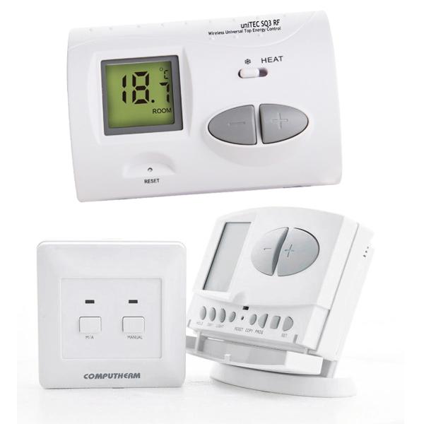 zamena termostata za etazno grejanje