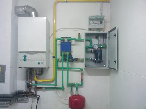 Servis električnog kotla za etažno grejanje