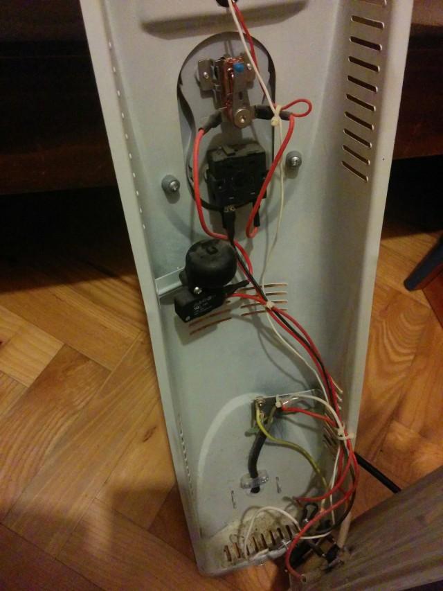 Uljani elektricni radijatori