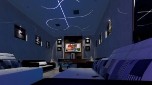 LED unutrašnje dekorativno osvetljenje