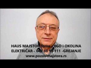 Majstori Beograd Akcija Popravka