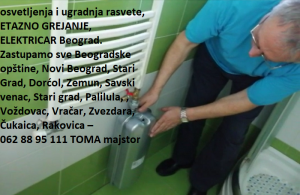 Uradi sam cena popravka Novi Beograd