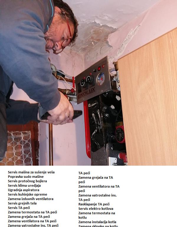 Postavljanje popravka električar cene