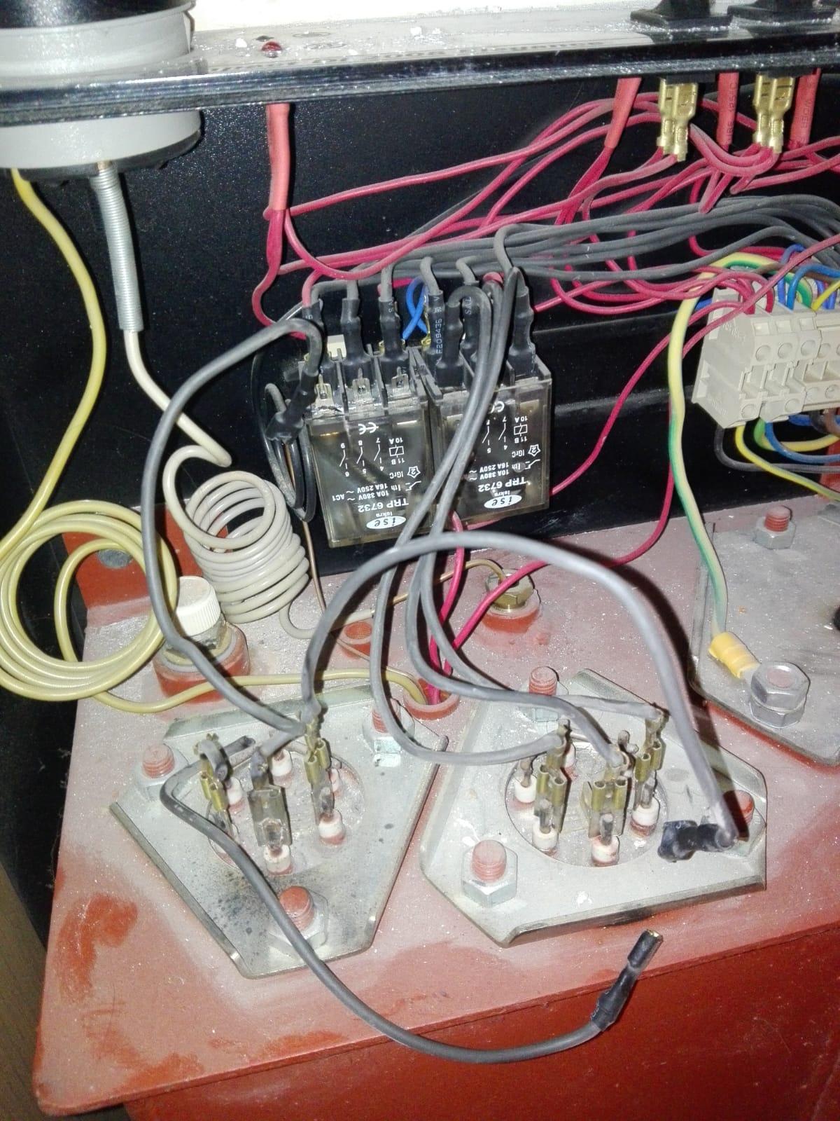 Elektricar etazno grejanje TA peci HAUS majstor