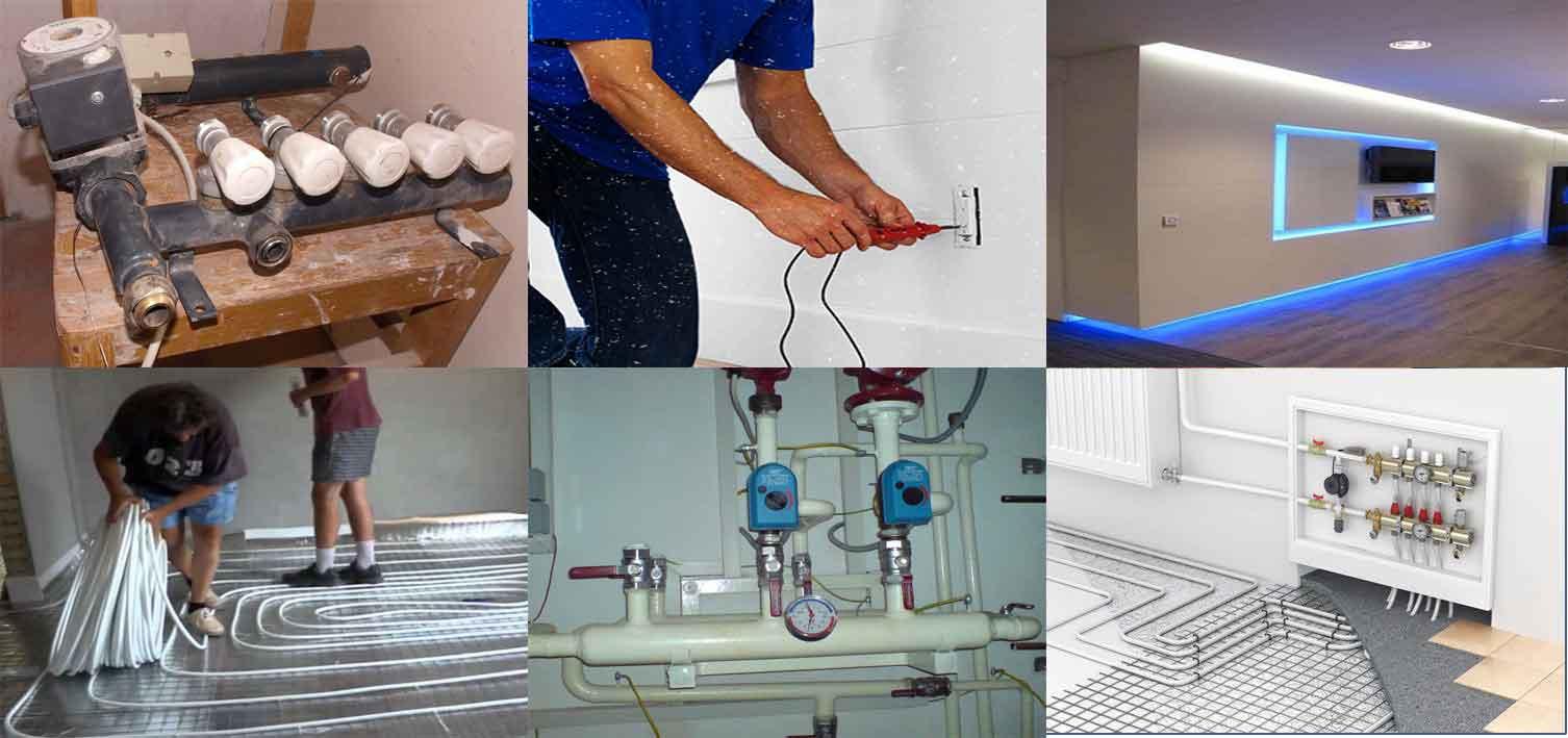 Električarski radovi u kući