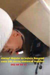 Majstor za bojlere Beograd cena 24h
