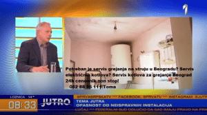Servis kotlova za grejanje Beograd 24h cenovnik non stop!