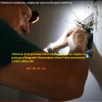 Hausmajstor vikend hitne intervencije COVID zaštita 24h