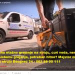 Majstor za grejanje na struju Beograd 24