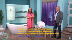 Protočni bojleri popravka servis Beograd non stop!